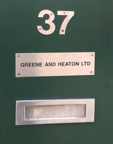 Door of Greene and Heaton