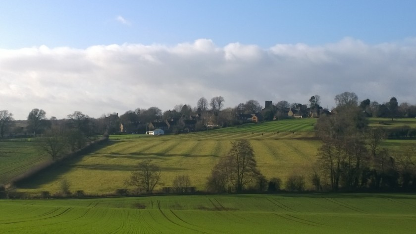 Horley from Spring Field